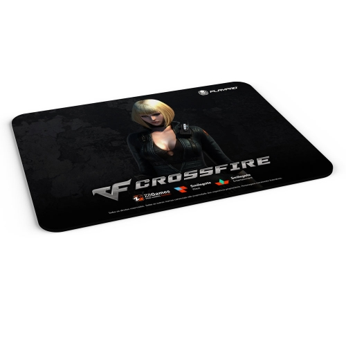 MOUSE PAD GAMER PLAYPAD NGP - CROSSFIRE NIKITA